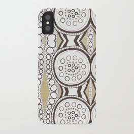 Spin & Spin iPhone Case