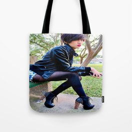 Fashion Pic Tote Bag