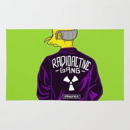 Radioactive Gang Rug