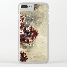 Easter composition Clear iPhone Case