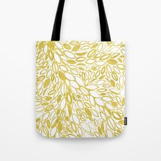Golden Doodle petals Tote Bag