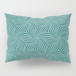 Modern Pinwheels, Mid Century Pillow Sham