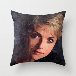S, Carter Throw Pillow