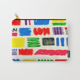 Dribble Scribble Carry-All Pouch