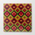 Aztec pattern - green by triballer