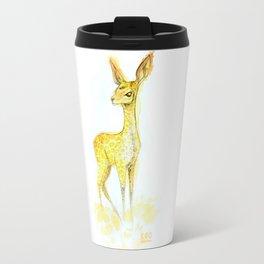 Gambade la biche carnivore Travel Mug