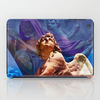 religious iPad Cases featuring Religious Hymns of Angels by CAPTAINSILVA