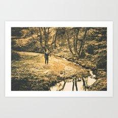 Caleb Slade 004 Art Print