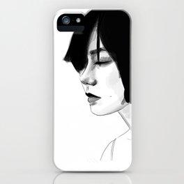 Sense8 Sun Bak - Character portrait iPhone Case