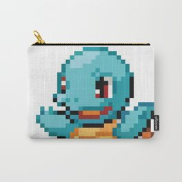 Pocket Monster - Blue Turtle Carry-All Pouch