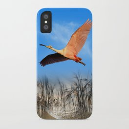 Morning Flight 1 iPhone Case