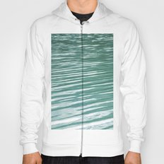 Water, waves and light Hoody