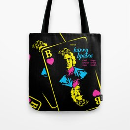 THE FILMS OF KUBRICK :: BARRY LYNDON Tote Bag