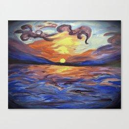 Ocean III Canvas Print