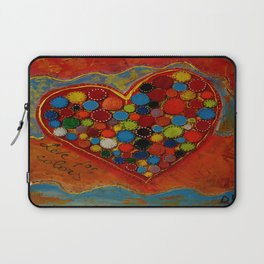 love for colors  Laptop Sleeve