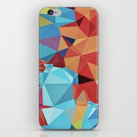peace iPhone & iPod Skins featuring inner peace by contemporary