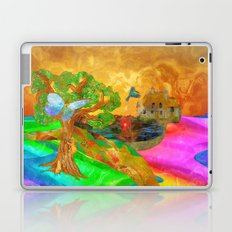 Let color bring you smiles as you walk lifes many miles Laptop & iPad Skin