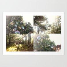 Wild Wonder Art Print