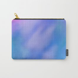 abstract sky in blue Carry-All Pouch