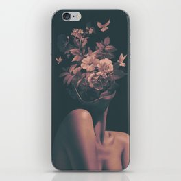 Dead Flowers iPhone Skin