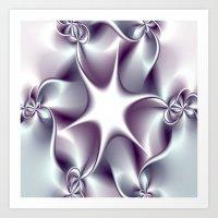 tiffany Art Prints featuring Tiffany by Imagevixen