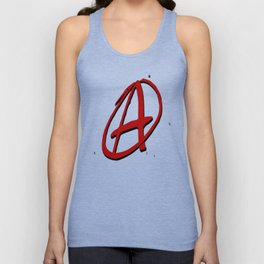 Anarchy Found - A (Superhero Romance)  - by JA Huss Unisex Tank Top