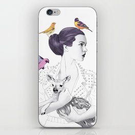 Princess Spike iPhone Skin