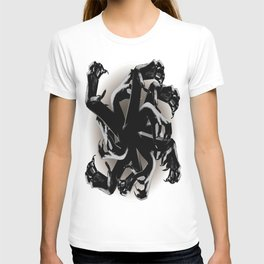 Claws Attack  T-shirt