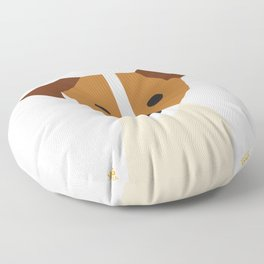 Jack Russell Floor Pillow