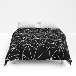 Geometric Jane 2 Comforters
