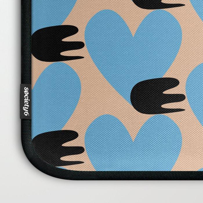 Bullet heart Laptop Sleeve