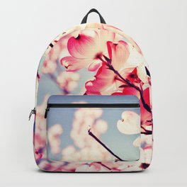 Dialogue With the Sky - Blue tones Backpack