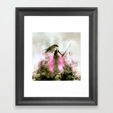 Lux Aeterna Framed Art Print