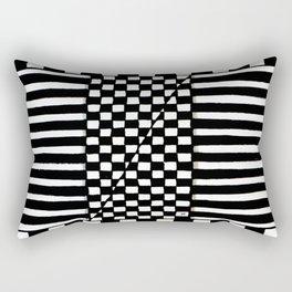 Roman Number Two Rectangular Pillow