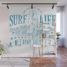 Big Bleu Design Stay Salty Wall Mural