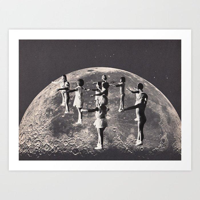 Entdecke jetzt das Motiv MOONDANCE von Beth Hoeckel als Poster bei TOPPOSTER