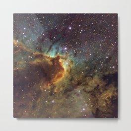 Cave Nebula SH2-155 Metal Print