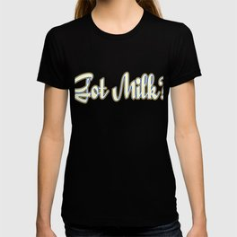 Simple yet tricky tee design made perfectly for full of humor person like you! Makes a nice gift too T-shirt