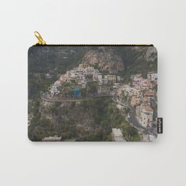 Amalfi Roads Carry-All Pouch