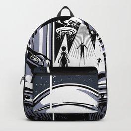 I Hate Aliens Backpack