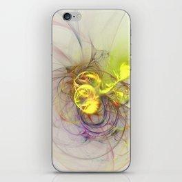 Lemon Chiffon iPhone Skin