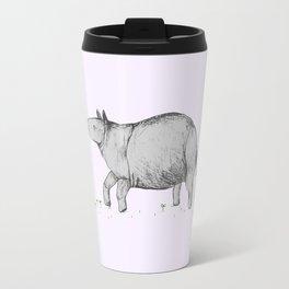 Rhino Calf Travel Mug