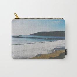 Avila Beach, CA Carry-All Pouch