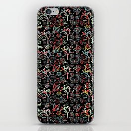 Joshua Tree Heart of the Hi-Desert by CREYES iPhone Skin