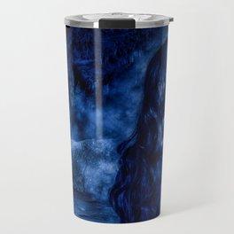 Charumati - the Purple-Eyed Werewolf Travel Mug