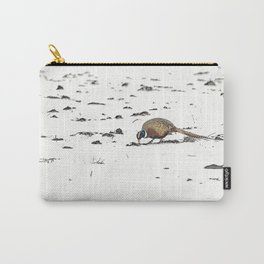 Ring-necked Pheasant 4 Carry-All Pouch