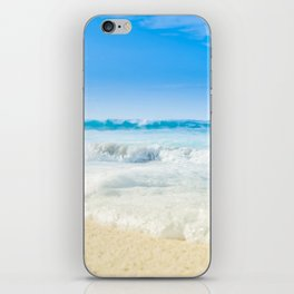 Beach Love Summer Sanctuary iPhone Skin