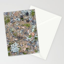 The Forest Floor Stationery Cards