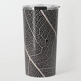 Dried leaf structure Travel Mug