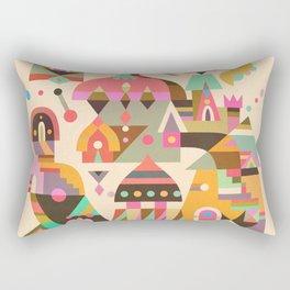 Structura 4 Rectangular Pillow